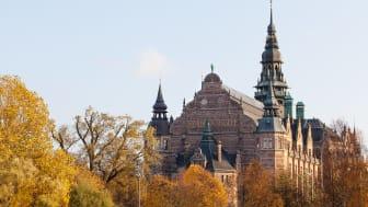 Med anledningen av situationen kring Covid-19 stänger museet all publik verksamhet från och med lördag 31 oktober. Museet håller stängt tills åtminstone 19 november. Foto: Emma Fredriksson/Nordiska museet.