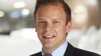 Björn Öhrman, ny kontorschef för Grant Thornton i Örebro.