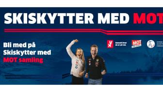 Hvem blir deres kandidat til Skiskytter med MOT-prisen 2020?