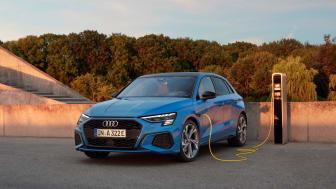 Dansk pris på Audi A3 som plug-in-hybrid