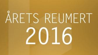 De blev hædret ved Årets Reumert 2016
