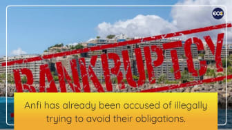 Anfi Resorts bankruptcy shock does not affect compensation claims