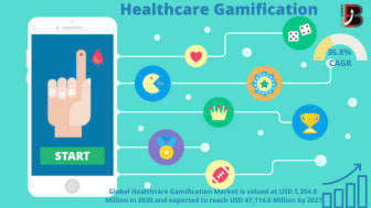 Healthcare Gamification Market