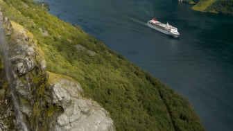 Visit the 'Greatest Fjords of Norway' all in one holiday with Fred. Olsen Cruise Lines
