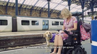 Disabled passengers help GTR launch new Accessible Travel Policy