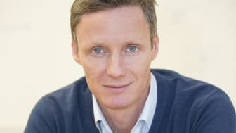 Martin Tiveus, ny konsernsjef for Evidensia-Dyrehelse
