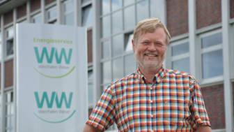 Norbert Darnauer aus Bünde feiert 40-jähriges Dienstjubiläum bei Westfalen Weser