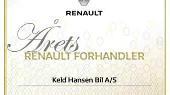 Prisregn over Keld Hansen Bil
