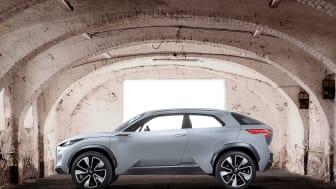 Hyundai visar upp konceptbil som drivs av bränsleceller