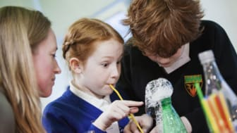 Inspirational £1.2m Think Physics project brings science to life at Northumbria