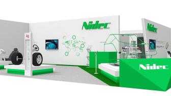 Nidec to Showcase Latest Automotive Technologies at Auto China 2018
