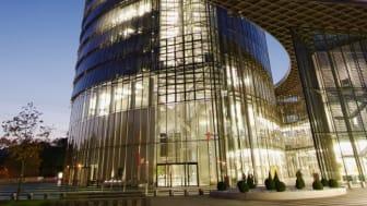 Konsernets hovedkontor i Bonn, Tyskland