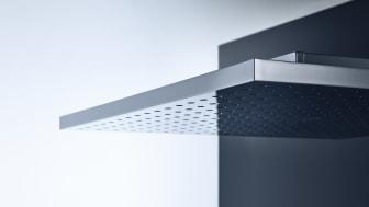 AXOR Showers hovedbruser 300/300 2jet med bruserbøjning