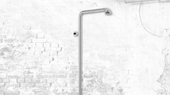 Raw power and great comfort in new showerhead