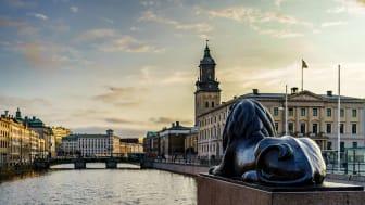 Göteborgs Stad och Visma ingår ett långsiktigt samarbete