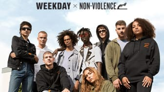 The Peace Force Collection by Weekday X Non-Violence