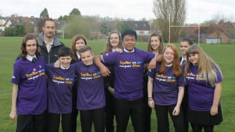 Windsor High School and Sixth Form fundraising boosts the Stroke Association