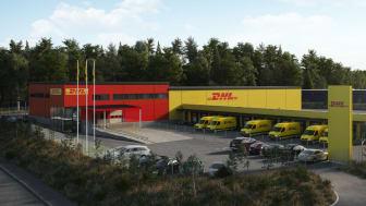 DHL Express med ytterligere investeringer i Norge