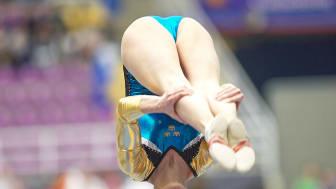 Lina Sjöberg vidare till DMT-final på EM i Spanien