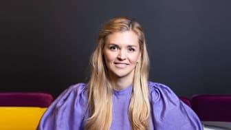 Jasmine Jussila on Presser Oy:n perustaja ja toimitusjohtaja.