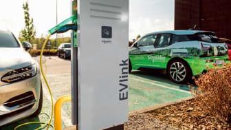 Schneider Electric ansluter sig till The Climate Groups EV100 – målet är 100% eldrivna tjänstebilar till 2030