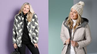 Klingel introducerar plussize-märkena MiaModa och Happy Size