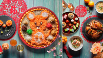 Celebrate the Year of the Rat with PARKROYAL on Pickering