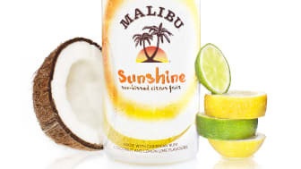 The Absolut Company introduces: Malibu Sunshine – the essence of summer captured in a bottle