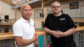 Thomas Storsjö och Eric Tjernberg, Biocompost