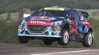Peugeot 208 WRX - Timmy Hansen