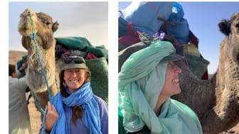 """ARABIST AND ADVENTURER ALICE MORRISON LAUNCHES HER NEW BOOK """"MY 1001 NIGHTS – TALES AND ADVENTURES FROM MOROCCO"""""""