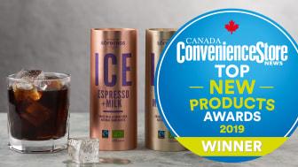 Award-winning ICE from Löfbergs