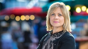 Jillian Moore, Chair of London Sport