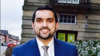 Congratulations - and celebrate safely, says Cllr Tamoor Tariq