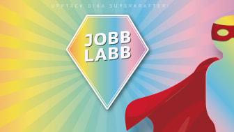 Den 15 februari öppnar storsatsningen Jobblabb på Arbetets museum i Norrköping.