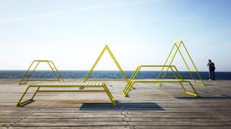 Kebne tränings och aktivitetsmöbler. Design Kauppi & Kauppi
