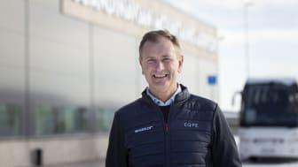 Stefan Sjöstrand VD SkiStar