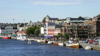 Fredrikstad – den mest prisvennlige sommerbyen.