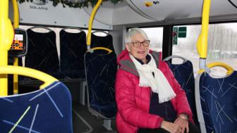 Doris Hed buss