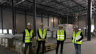 Scandinavian XPO och Inspira inleder samarbete avseende lokalvård och bemanningstjänster