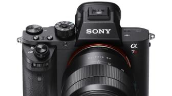Sony opdaterer firmware til α7R II med ukomprimeret 14-Bit RAW