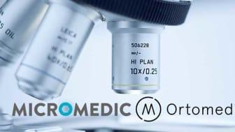 Micromedic AB är exklusiv återförsäljare till mikroskoptillverkaren Leica Microsystems i Sverige.