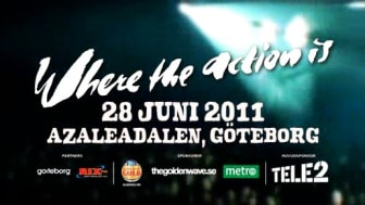 Where The Action Is 2011 reklamfilm