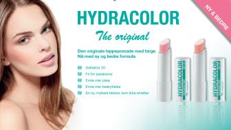 Hydracolor - nå med ny og bedre formula!