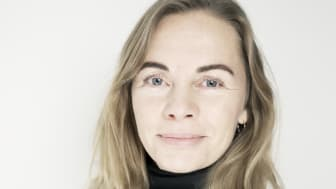 Minna Hellman, hållbarhetsstrateg på KfS