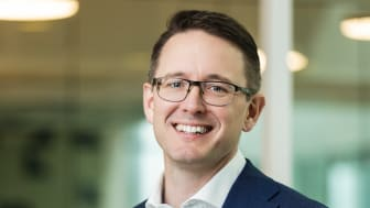 Andreas Jonsson, XMReality's new Chief Business Development Officer