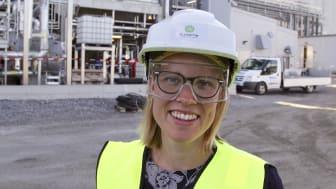 Kristina Yngwe, c, ordförande för miljö- och jordbruksutskottet