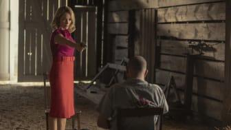 Reprisal med Abigail Spencer får premiere på C More den 1. december. (Flere billeder i bunden af pressemeddelelsen)