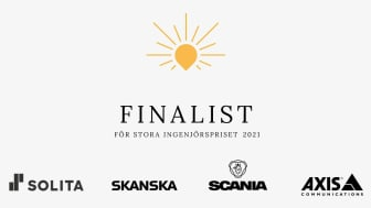 Finalisterna i Stora Ingenjörspriset