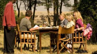 Safari barneyoghurt og Dyreparken med kronerulling for bevaring av verdens største dyrevandring